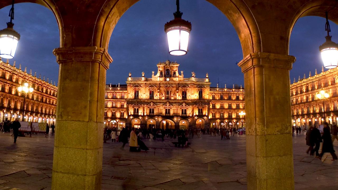 Salamanca. Ciudad Patrimonio de la Humanidad.Fotografía: FILM COMMISION SALAMANCA.