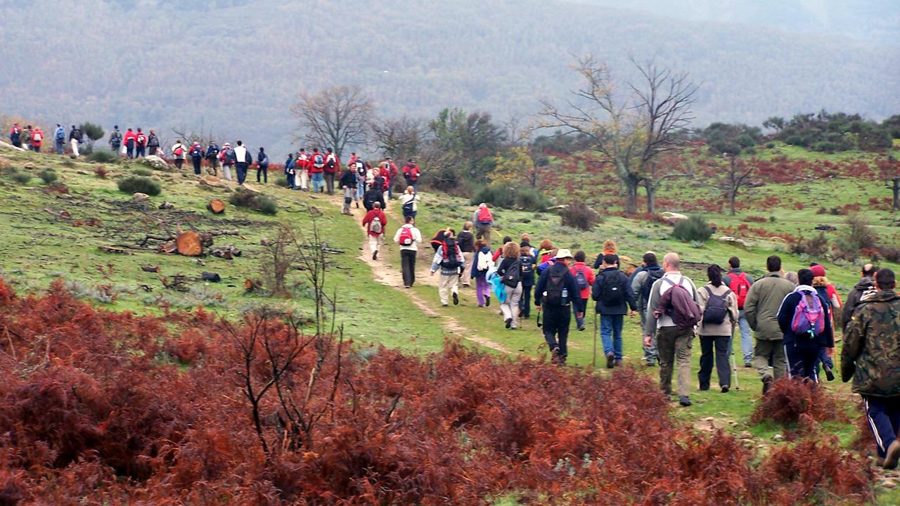 Senderismo en el Valle del Ambroz. Más información en recepción.