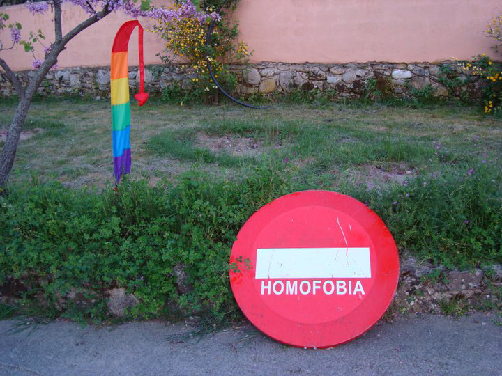 Stop Homofobia