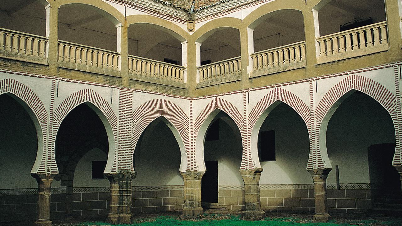 Abadía. Palacio de Abadía. Fotografía cedida por DIVA.