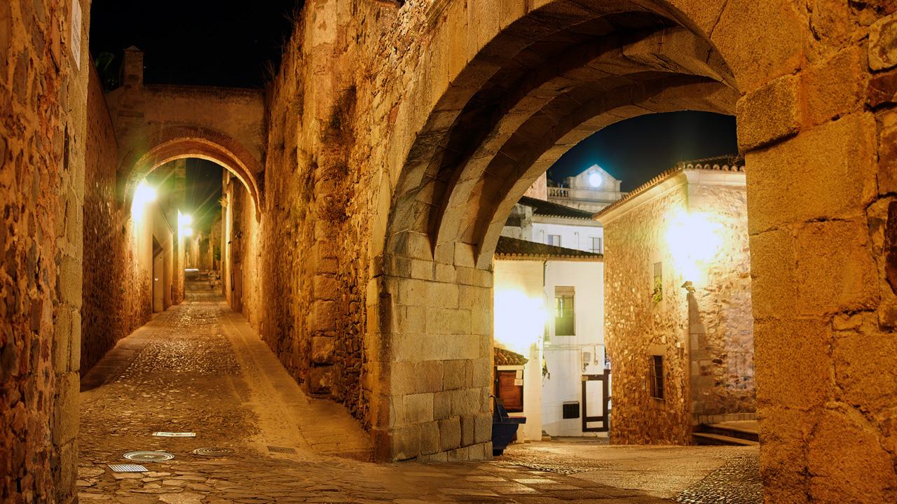 Cáceres. Ciudad Patrimonio de la Humanidad.Fotografía: AYUNTAMIENTO DE CÁCERES