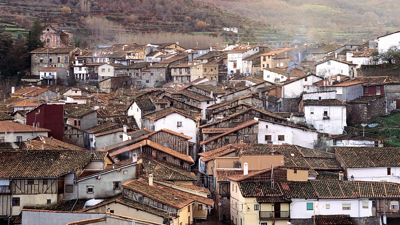 Vista Panorámica del Barrio judío. Fotografía cedida por DIVA.