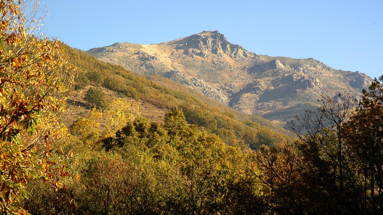 Pico Pinajarro. 2.102 metros de altitud. Fotografía cedida por DIVA.